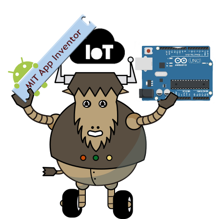 Bison+IoT+APPInventor